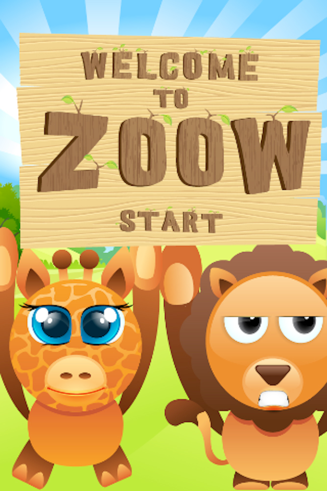 Screenshot ZooW